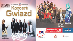 Koncert Gwiazd w Essen 2015