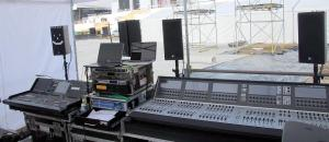 33 FOH scena II  ( Vi7000, Yamaha CL5)