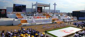 38 Msza z papieżem Franciszkiem