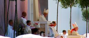 46 Msza z papieżem Franciszkiem