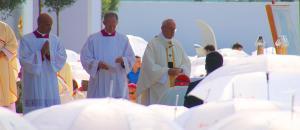 47 Msza z papieżem Franciszkiem