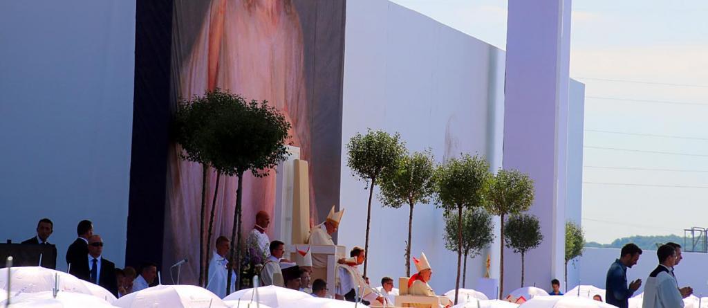 49 Msza z papieżem Franciszkiem