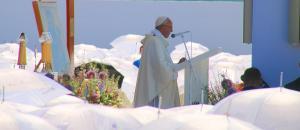 51 Msza z papieżem Franciszkiem
