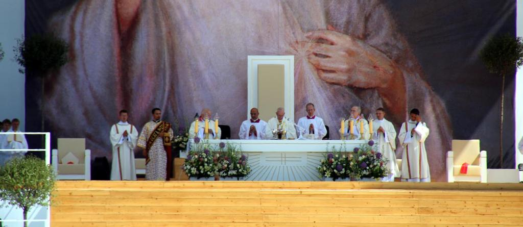 52 Msza z papieżem Franciszkiem