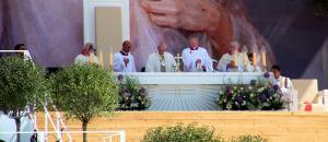 54 Msza z papieżem Franciszkiem