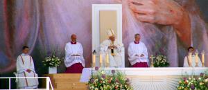 55 Msza z papieżem Franciszkiem
