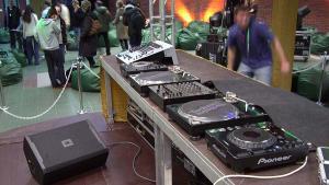 Stanowisko DJay