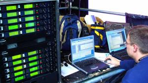 Stanowisko obslugi systemow bezprzewodowych