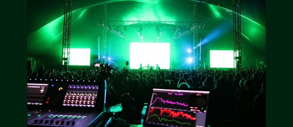 27 Fest Festiwal Tent Stage