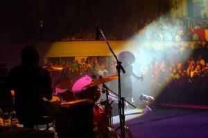 Grace Jones Warszawa 2006