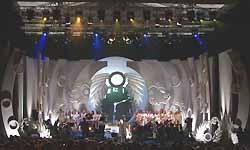 Koncert Papieski Plac Zamkowy Warszawa 2005