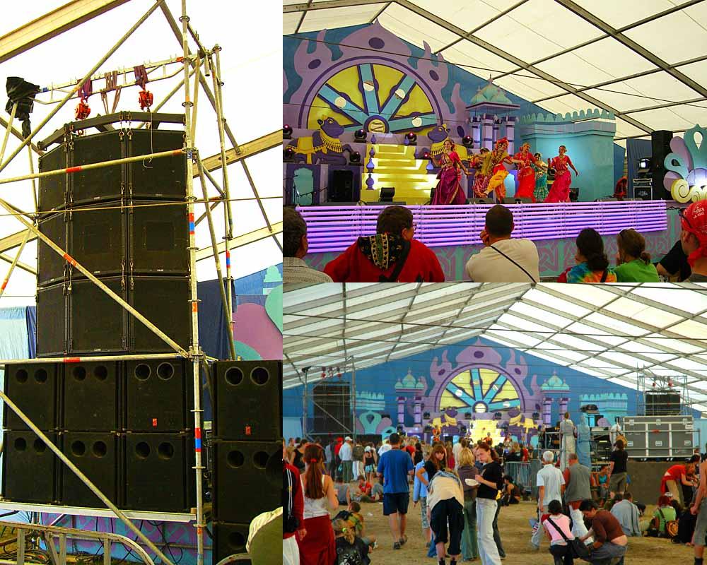 Przystanek Woodstock Pokojowa Wioska Kryszny Kostrzyn 2005
