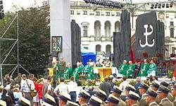 61 Rocznica Powstania Warszawskiego 2005