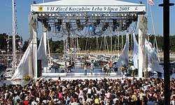 VII Zjazd Kaszubów w Łebie
