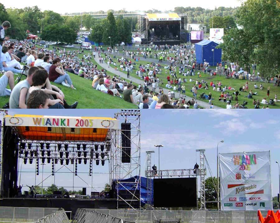 Wianki 2005 Warszawa