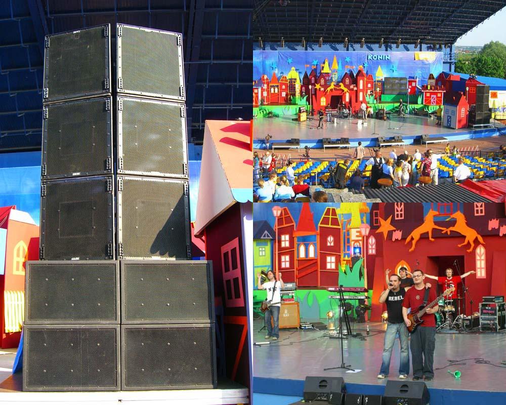 Międzynarodowy Festiwal Piosenki i Tańca Konin 2005
