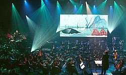 Widowisko - Wielka Podróż Lulie Filharmonia Bałtycka 2005