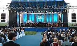 Koncert Filharmoniczny Warszawa - Okęcie 2004