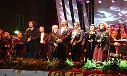 Dyrygent Hose Cura Plac Zamkowy Warszawa 2003