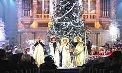 Koncert Wigilijny Gala Zbigniewa Górnego Poznań 2000