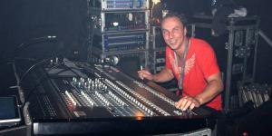Stadium Of Sound - sound engineer Bart Roelen