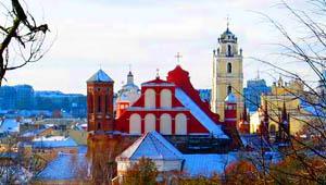 MARYLA  RODOWICZ  - I  Światowy  Zjazd   Wilniuków   -  Litwa - Wilno