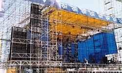 Pokaz Pirotechniki Rudniki -Lotnisko 1999