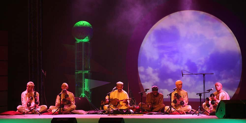 Gnawa Home Songs - Maroko