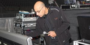 16. FOH sound engineer  - Sherif el Barbari