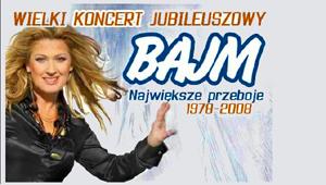 Wielki Koncert Jubileuszowy zespołu BAJM