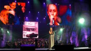 Ewelina Flinta - Koncert -  Wałęsa Człowiek Wolności