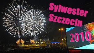 Noc Sylwestrowa w Szczecinie 2009/2010