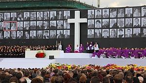 Msza Narodowa Warszawa 2010