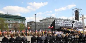 11. Msza Narodowa na Placu Pilsudskiego.JPG