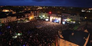 09. Wrzesinski Weekend Muzyczny 2010- koncert na Rynku