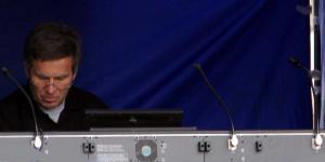 03 Andrzej Sterna  - FOH sound engineer - realizator dźwięku