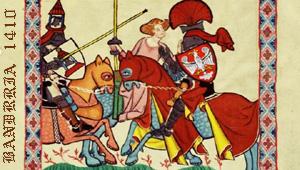 BANDERIA 1410    MALBORK