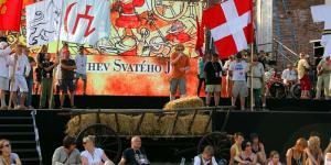Banderia 1410 - Malbork - próba - Przemysław Branny