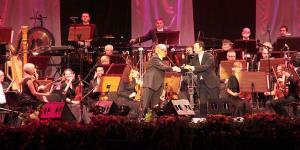 Jose Carreras i dyrygent  David Gimenez