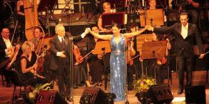 Koncert : Jose Carreras Torun Motoarena 2010 - final
