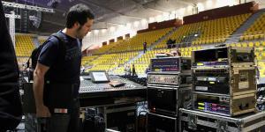 14. FOH sound engineer - Artur David