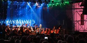 04. Koncert Orkiestry pd. Piotra Rubika w Pustelni Złotego Lasu