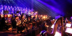 08. Koncert Orkiestry pd. Piotra Rubika w Pustelni Złotego Lasu