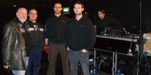 11 London - sound crew