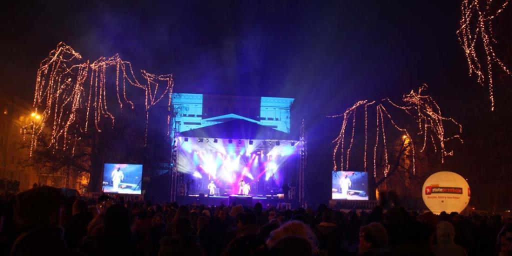 18 London Beat -  Sylwester w Poznaniu