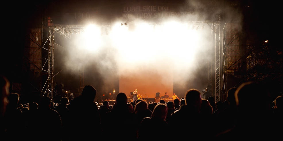 12 Kosheen Lublin 2012