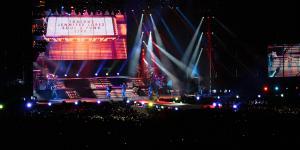 20 JLO koncert w PGE Arena Gdansk