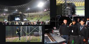 28 After the concert  ;     Lukasz ,  Rick , Marcin