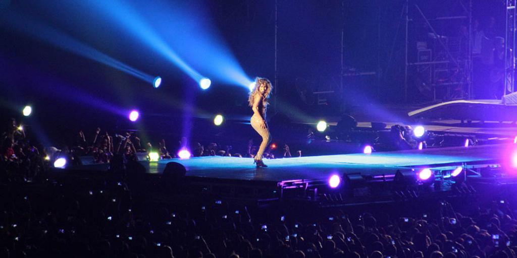 14 JLO koncert w PGE Arena Gdansk