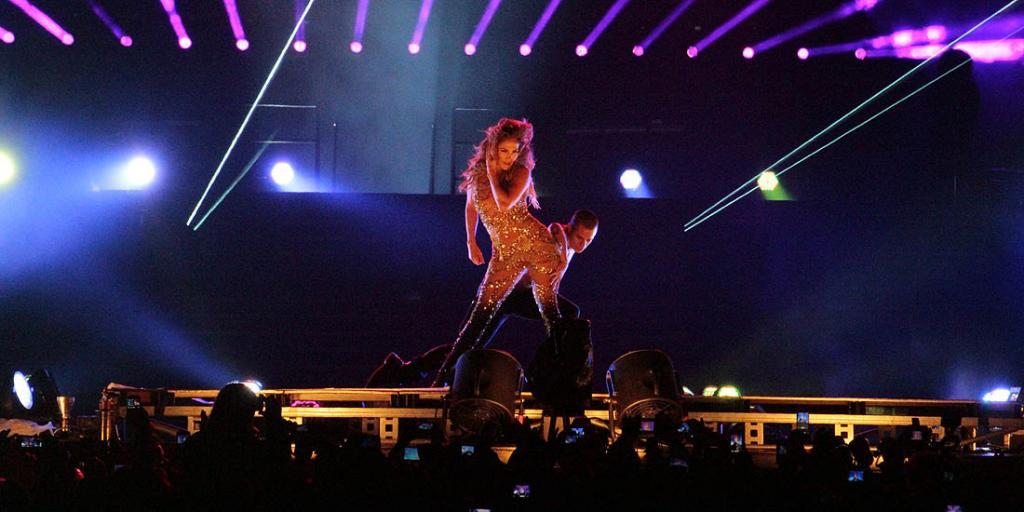 25 JLO Jennifer Lopez koncert w PGE Arena Gdansk